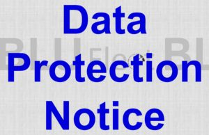 Data Protection Notice