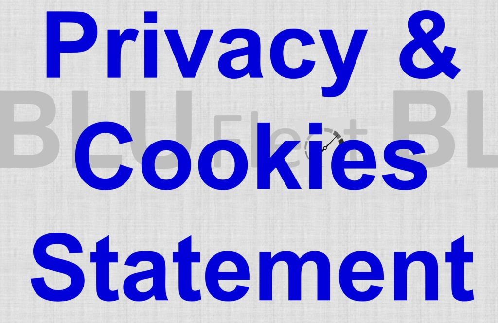 Privacy & Cookies Statement